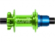 Tune Kong X12 Hinterradnabe 12x142mm XD Rotor 28 Loch froggy-green