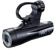 Cat Eye GVolt 70 Frontlampe LED 70 Lux Farbe Schwarz