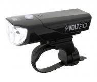 Cat Eye GVolt 20 Pro Frontlampe LED 20 Lux schwarz