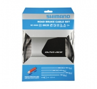 Shimano Dura Ace BC 9000 Bremszug Set Vorderrad grau