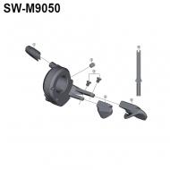 Shimano XTR Di2 Ersatzteil Shifter SW-M9050 Kabeltuelle Nr 1