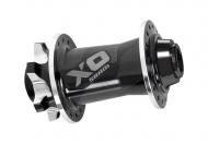 Sram X0 Vorderradnabe Disc 6 Loch Boost QR15x110mm schwarz-silber 32 Loch