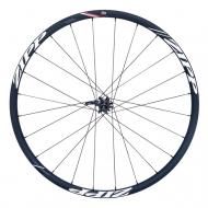 Zipp 30 Course Disc Vorderrad Clincher schwarz-weiss