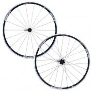 Zipp 30 Course Laufradsatz Clincher Alu Rotor HG11 schwarz-weiss