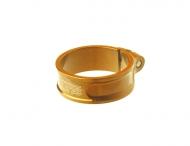 Tune Schraubwuerger Sattelstuetzenklemme 30,0 mm gold