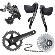 Sram Rival 1 Gruppe GXP ohne Bremsen