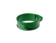 Tune Schraubwuerger Sattelstuetzenklemme 31,8 mm Farbe gruen