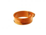 Tune Schraubwuerger Sattelstuetzenklemme 31,8 mm orange