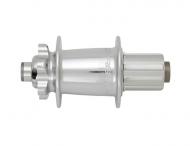 Chris King ISO Disc Hub X12 x 142 mm 28 Loch Rotor HG silber