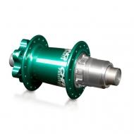 Chris King ISO Disc Hub X12 x 142 mm 28 Loch Rotor XD green