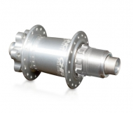 Chris King ISO Disc Hub X12 x 142 mm 28 Loch Rotor XD silber