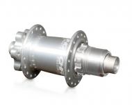 Chris King ISO Disc Hub X12 x 142 mm 36 Loch Rotor XD silber