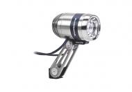 Supernova E3 Pro 2 Frontlampe LED 205 Lumen silber