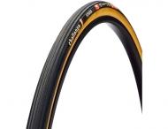 Challenge Strada Pro Schlauchreifen 25x622 Tubular schwarz braun