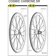 Mavic Cosmic Carbone SR Ersatzfelge Hinterrad