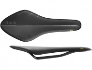 Fizik Arione 00 Carbon Sattel schwarz - anthrazid Carbon braided