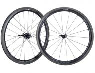 Zipp 303 NSW Laufradsatz Clincher TLS black Rotor HG11