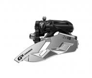 Sram GX Umwerfer Low Clamp 34,9 - 31,8 mm Dual Pull 10x2 fach 36/38 Zaehne