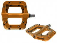 Race Face Chester Flatpedal Farbe orange