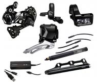 Shimano XT Di2 M8050 Schaltungsset 11x2 fach