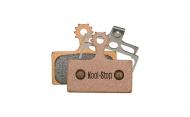 Kool Stop Discbelag D-635S Sinter Metall fuer Shimano