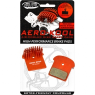 Kool Stop Discbelag Aero Kool D-635K organisch fuer Shimano