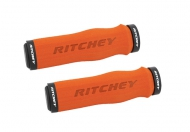 Ritchey WCS Ergo Lock On Lenkergriffe Farbe orange