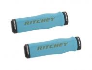 Ritchey WCS Ergo Lock On Lenkergriffe Farbe blau