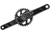 Sram X01 Kurbel BB30 Direct Mount 32 Zaehne 175 mm schwarz