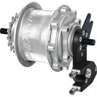 Rohloff Speedhub 500/14 TS DB EX OEM2 silber 32 Loch