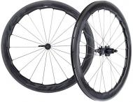 Zipp 454 NSW Laufradsatz Clincher black Rotor HG11