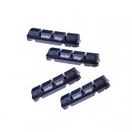 SwissStop Bremsgummis Flash Pro BXP Road Shim/Sram 2 Paar