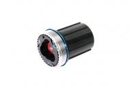Fulcrum Freilaufkoerper HG10 Red Passion - Red Power Stahl