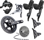 Sram Force 22 HRD Gruppe GXP Disc Flat Mount