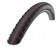 Schwalbe Thunder Burt Reifen Evo Addix Speed Snake Skin 27,5 Zoll x 2.25 schwarz rot