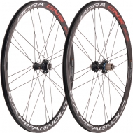 Campagnolo Bora One 35 DB Laufradsatz Disc CL Clincher Bright Label Rotor HG11