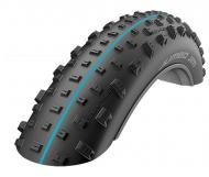 Schwalbe Jumbo Jim Evo Reifen Addix Speedgrip SnakeSkin 26 Zoll x 4.00 schwarz blau