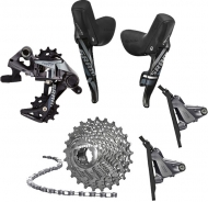 Sram Force 1 HRD Umruestkit Disc Flat Mount