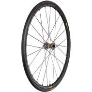 Mavic Ksyrium Elite UST Vorderrad Disc Centerlock WTS25