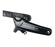 Shimano Dura Ace Powermeter FC-R9100P ohne Kettenblaetter 177,5 mm