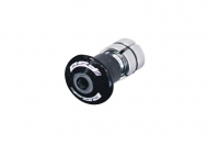 FSA Kompressor Kralle Carbon Deckel 1 1/8 Zoll fuer 21-26,2 mm Gabelschaft