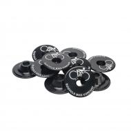 Suicycle 36. Topcap Headsetkappe fuer 1 1/8 Zoll Steuersatz schwarz
