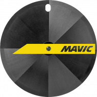 Mavic Comete Track Hinterrad Bahn Carbon 28 Zoll tubular