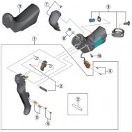 Ersatzteile Shimano Di2 Hydraulic Dual Control ST-R785 Disc