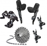 Sram Force 1 HRD Umruestkit Disc Post Mount