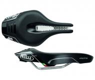 Selle Italia Iron Flow S123 Sattel schwarz Gestell Ti316