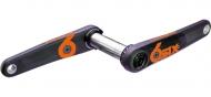 Race Face SIXC Kurbelarme 175 mm Cinch Achse 68-73 mm Fox Orange