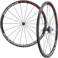 Campagnolo Bora Ultra 35 Laufradsatz Clincher Bright Label Rotor Campa ED