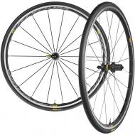 Mavic Ksyrium UST Laufradsatz Black WTS25