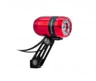 Supernova E3 Pro 2 Frontlampe LED 205 Lumen rot